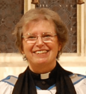 The Revd Lizzie Hood