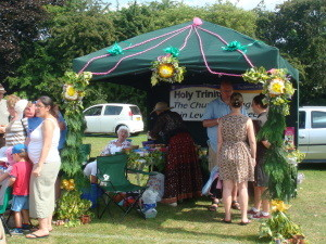 Holy Trinity at the Village Fete